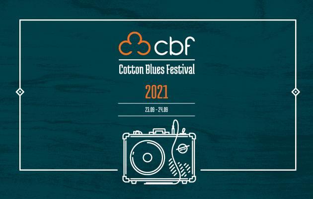 Cotton Blues Festival 2021 - 23.09.2021